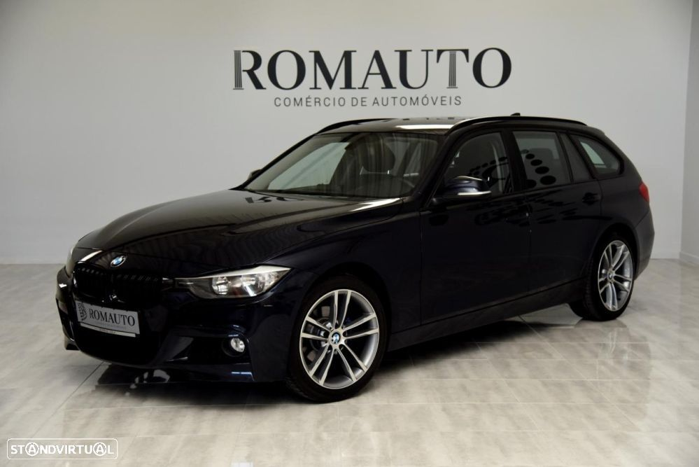 BMW 318 d Touring Pack M - 1