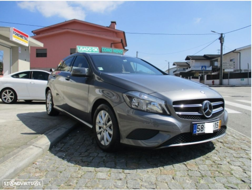 Mercedes-Benz A 180 CDi Blue Efficiency Style - 1