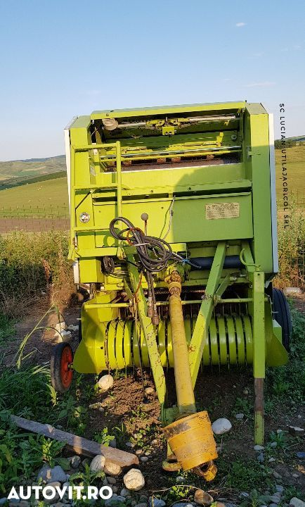 Claas Rollant 66 - 2