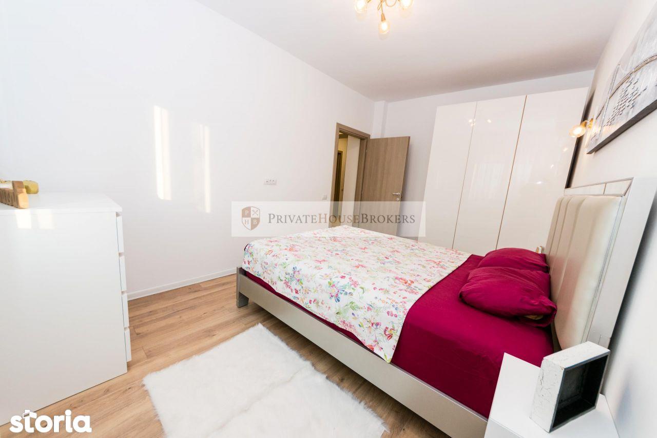 Apartament de inchiriat, București (judet), Strada Gheorghe Ranetti - Foto 5