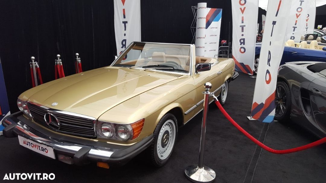 Mercedes-Benz SL - 1