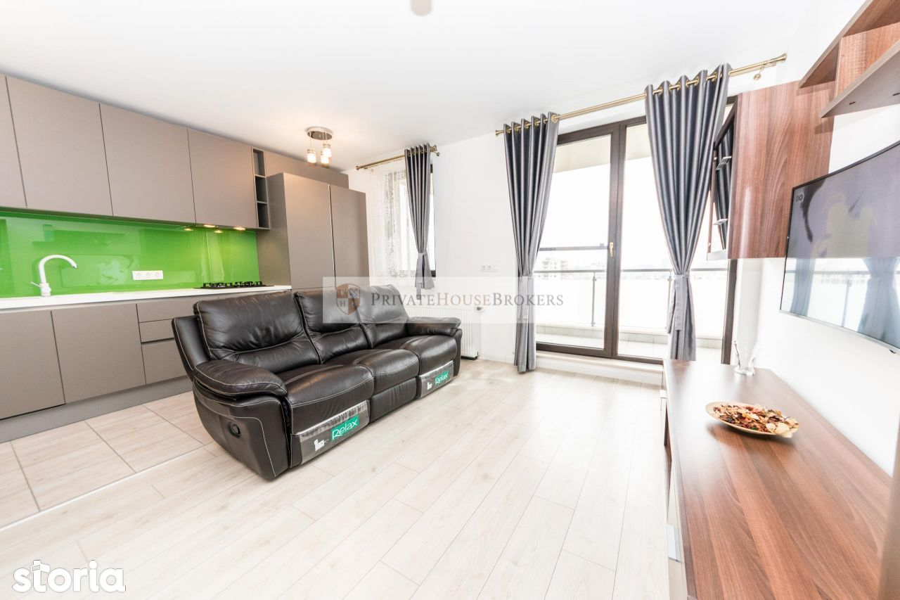 Apartament de inchiriat, București (judet), Strada Avionului - Foto 1
