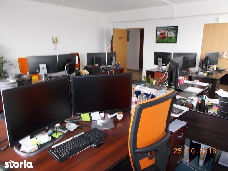 Birou de inchiriat, Cluj (judet), Someșeni - Foto 4