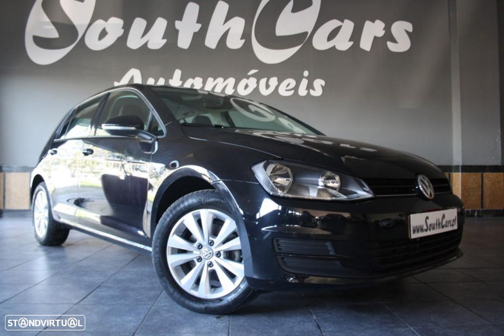 VW Golf 1.6 TDi BlueMotion Confortline - 9
