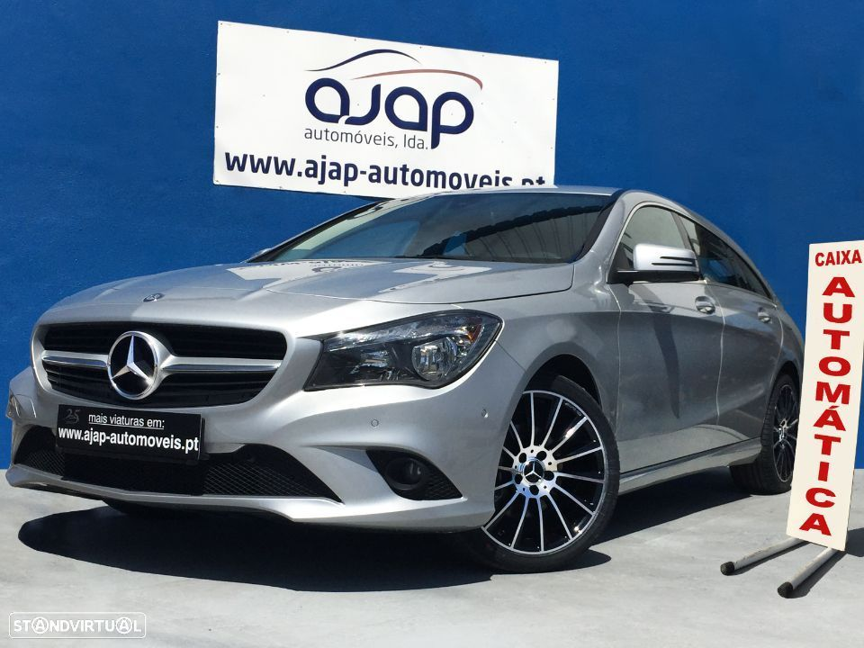 Mercedes-Benz CLA 200 CDi Shooting Brake avangarde 136CV AUT - 2