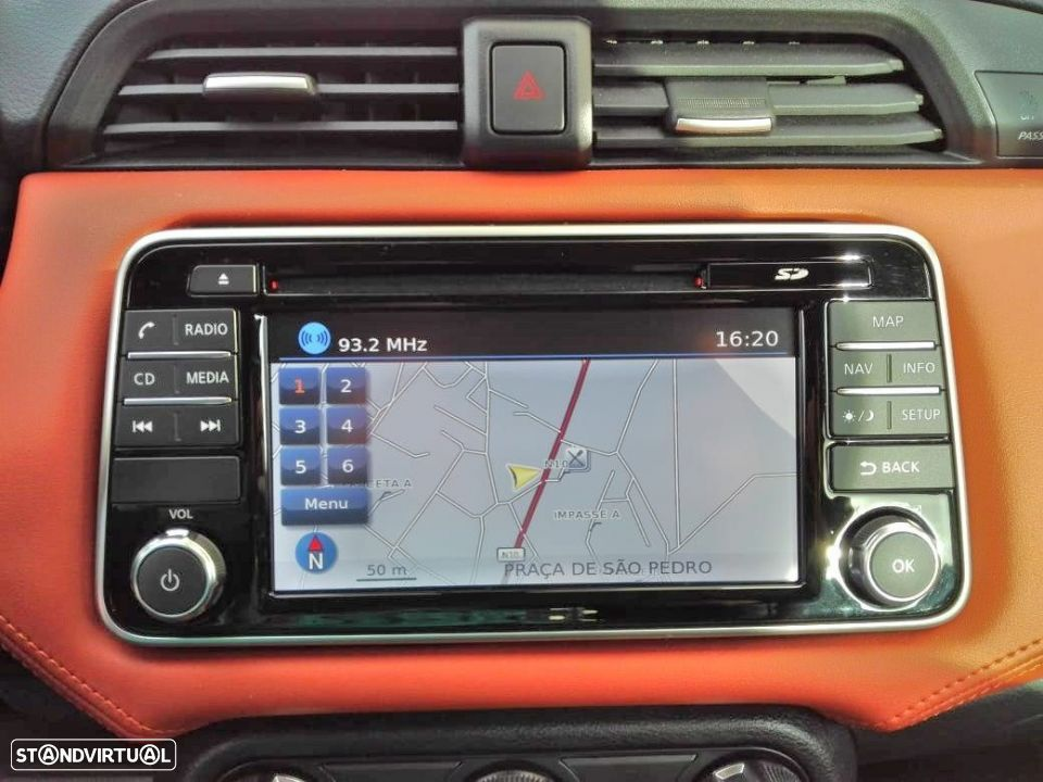 Nissan Micra 1.5 DCi Acenta Connect GPS - 10