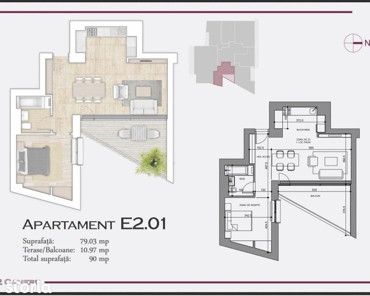Apartament de vanzare, București (judet), Strada Sfinții Voievozi - Foto 11
