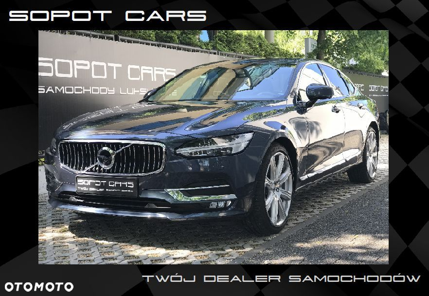 Volvo S90 Volvo S90 4x4 Geartronic Inscription, B&W full!!Gwarancja FV 23 - 5