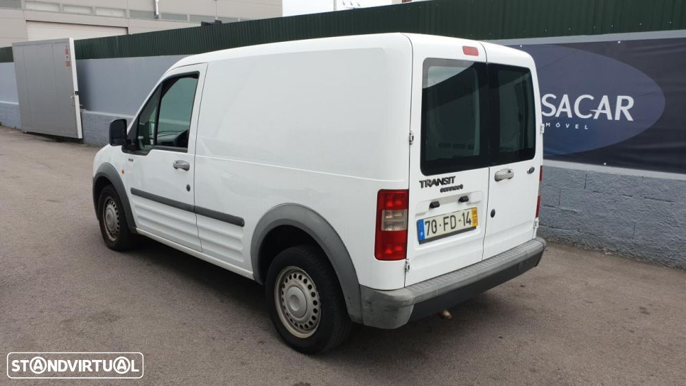 Ford TRANSIT CONNECT 1.8 TDCI - 4