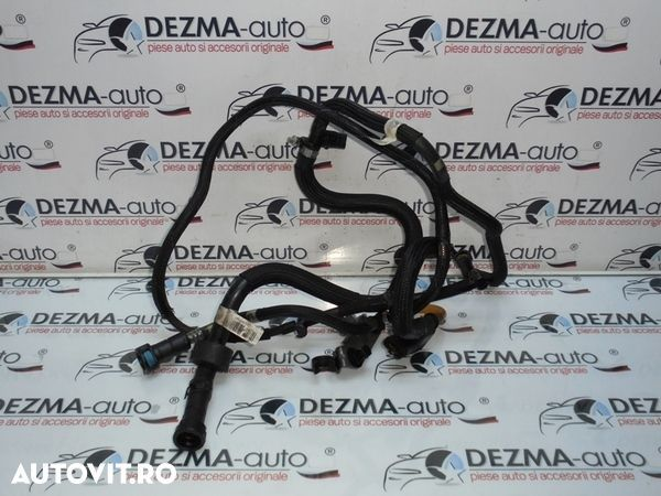 Rampa retur injectoare, Bmw X3 (E83) 2.0d, N47D20A - 1