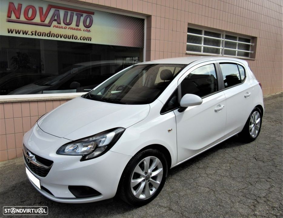Opel Corsa 1.2 Dynamic Plus - 3