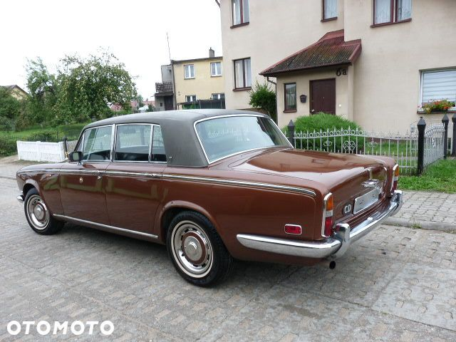 Rolls-Royce Silver Shadow - 5