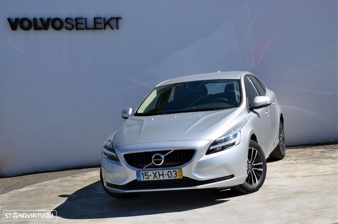 Volvo V40 T3 Sport Edition Plus Geartronic - 11