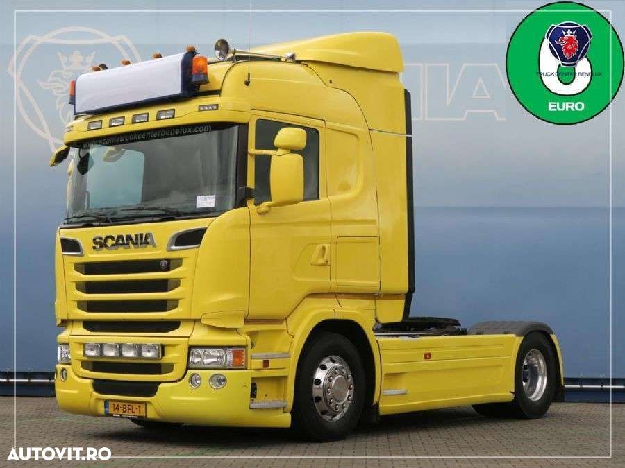 Scania R410 LA4X2MNA SCR-only very clean - 1