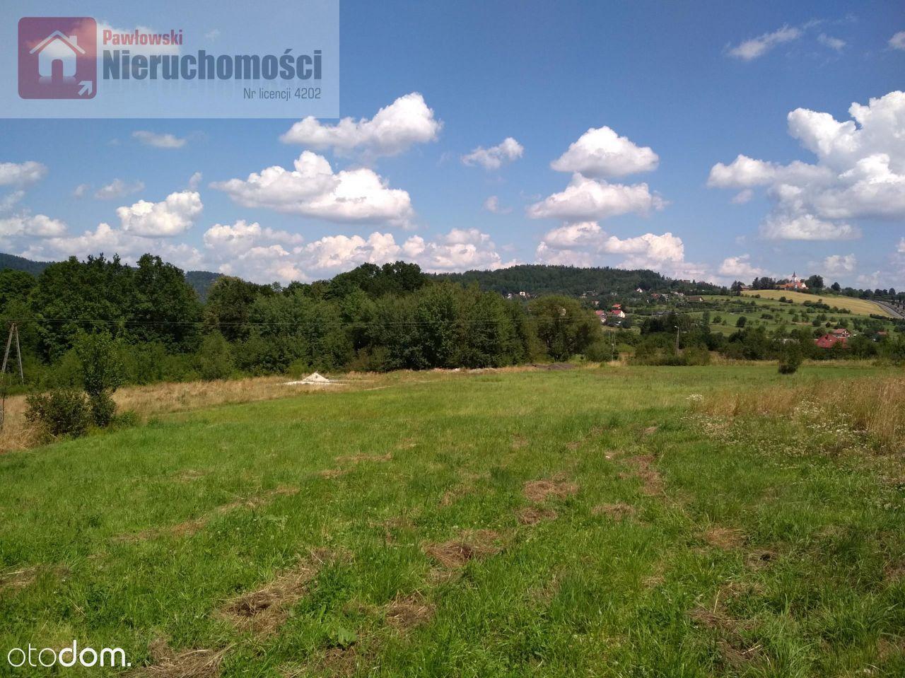 Działka na sprzedaż, Mucharz, wadowicki, małopolskie - Foto 3