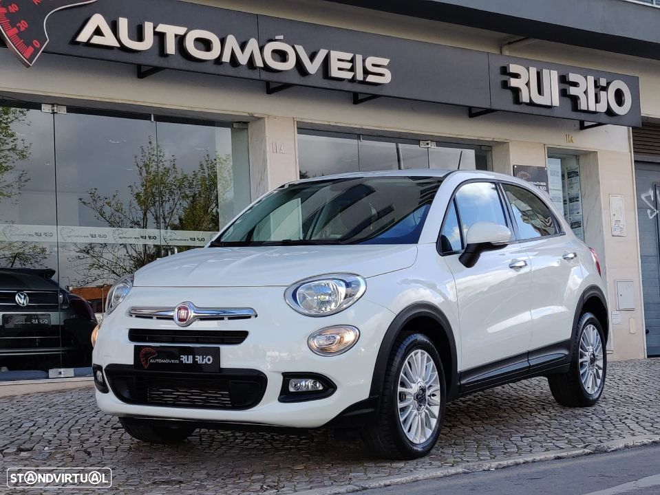 Fiat 500X City Look 1.3 MultiJet Lounge 95cv - 1