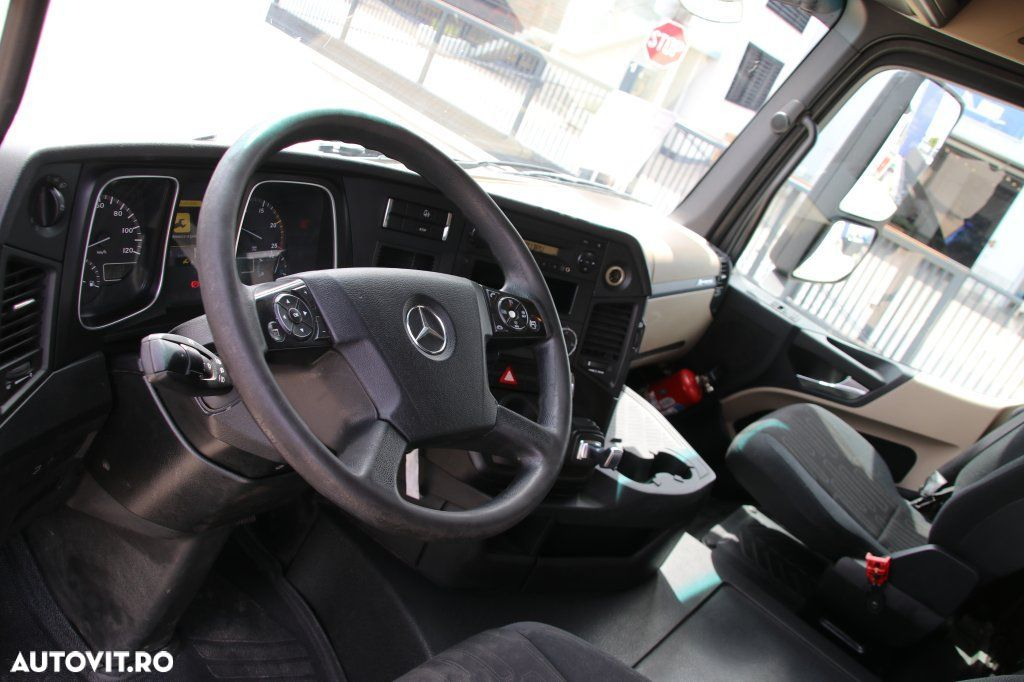 Mercedes-Benz ACTROS 1845 LS - MP4 - EURO 5 - 10