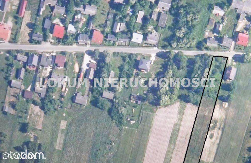Działka na sprzedaż, Tuklęcz, staszowski, świętokrzyskie - Foto 1