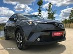Toyota C-HR 1.2T Comfort + Pack Style - 1