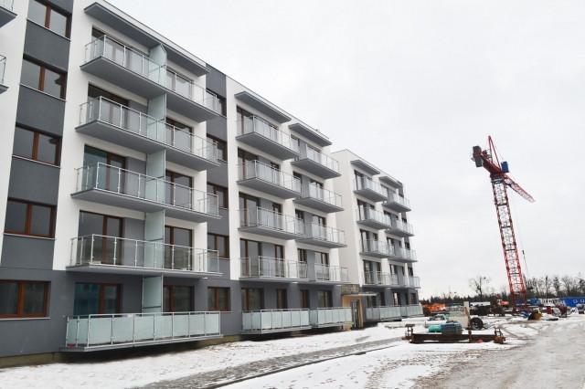 Reduta Nowe Podolany przyciąga jak magnes – ponad 80% mieszkań sprzedanych