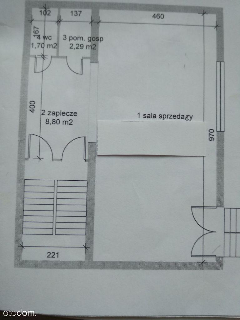 Lokal użytkowy na sprzedaż, Mrągowo, mrągowski, warmińsko-mazurskie - Foto 2