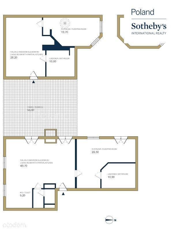 Mieszkanie na sprzedaż, Krynica Morska, nowodworski, pomorskie - Foto 11