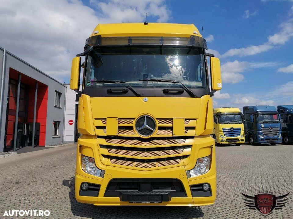 Mercedes-Benz Actros 1845 Euro 6 2014 Nr. Int 10897 Leasing - 1