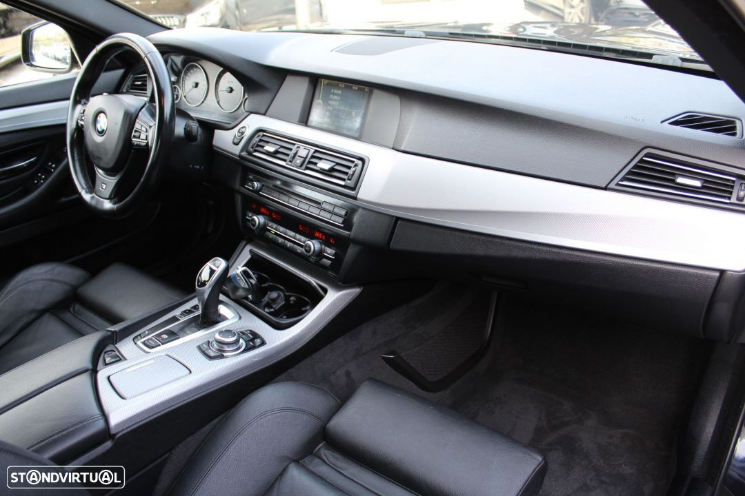 BMW 535 d Touring Pack M Auto - 4