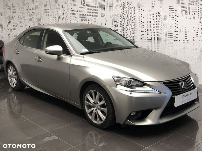 Lexus IS 200t Elite + Business + Skóra, FV23%