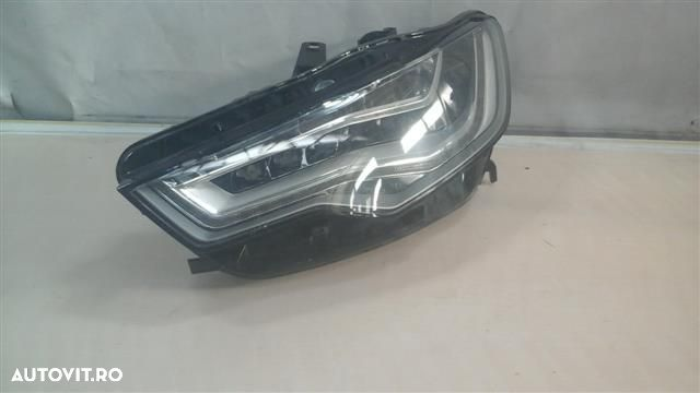 Far stanga Audi A6 An 2012-2016 cod 4G0941033C, full led - 1