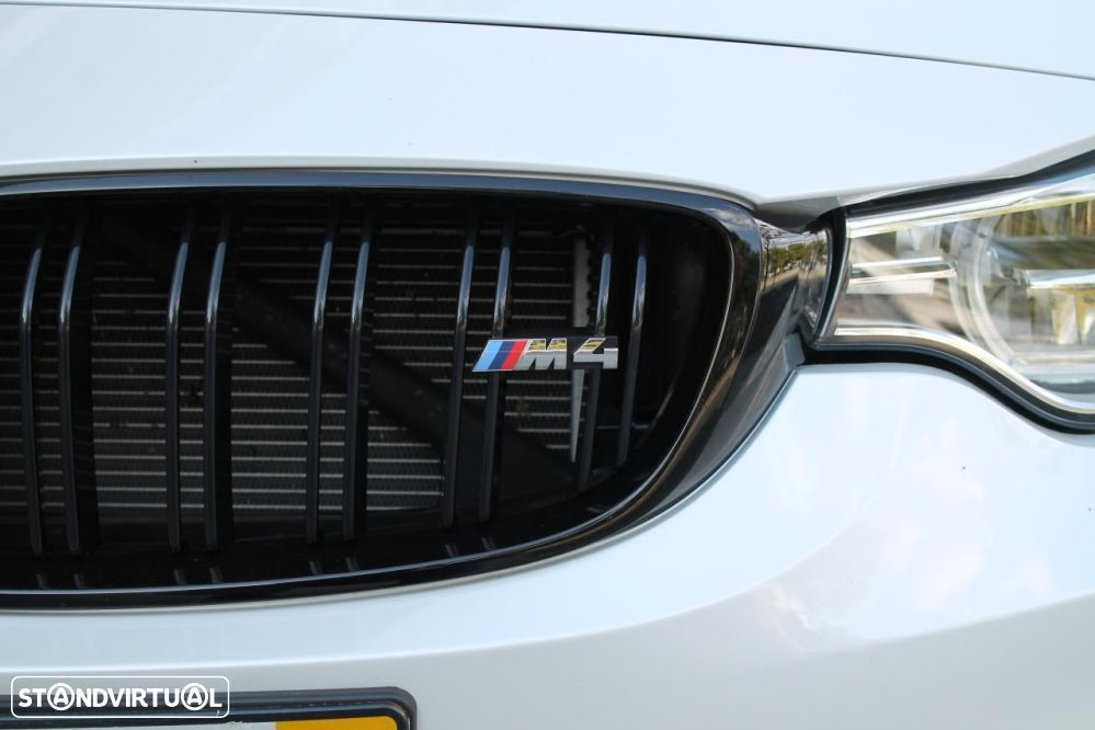 BMW M4 COUPE COMPETITION 450 CV - 11