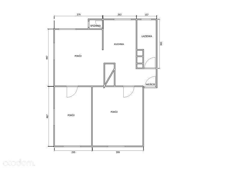 Mieszkanie na sprzedaż, Nysa, nyski, opolskie - Foto 10
