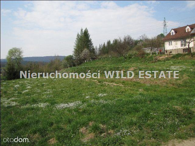 Działka na sprzedaż, Olszanica, leski, podkarpackie - Foto 1