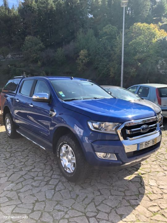 Ford Ranger Limited - 1
