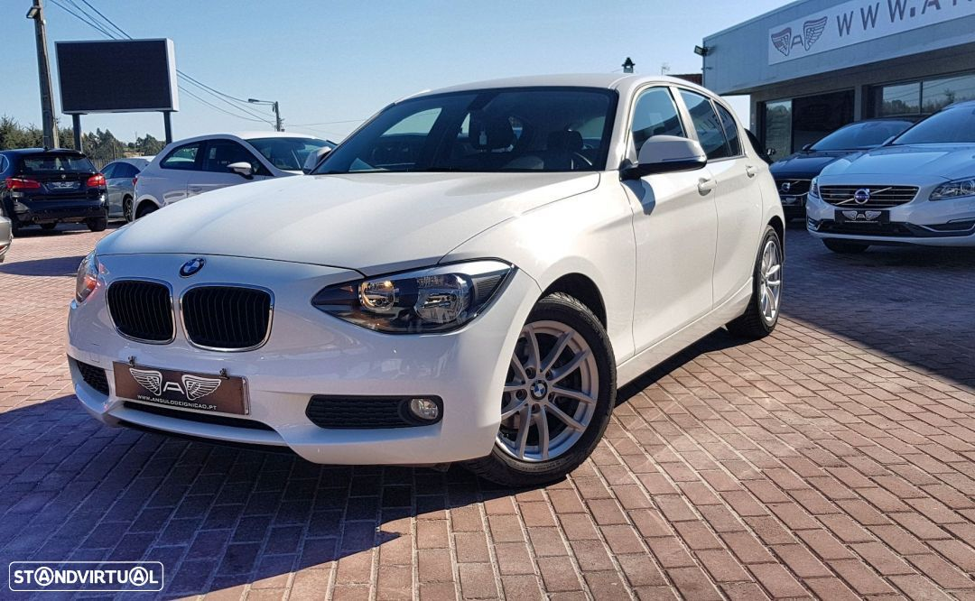 BMW 116 116 d EfficientDynamics - 1