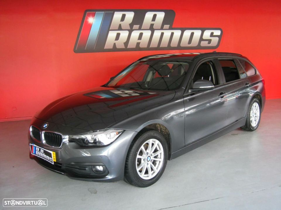 BMW 318 d Touring Steptronic GPS (150cv) - 1