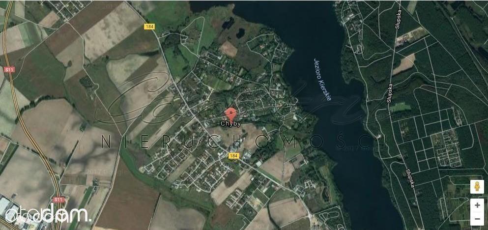Działka na sprzedaż, Chyby, poznański, wielkopolskie - Foto 3