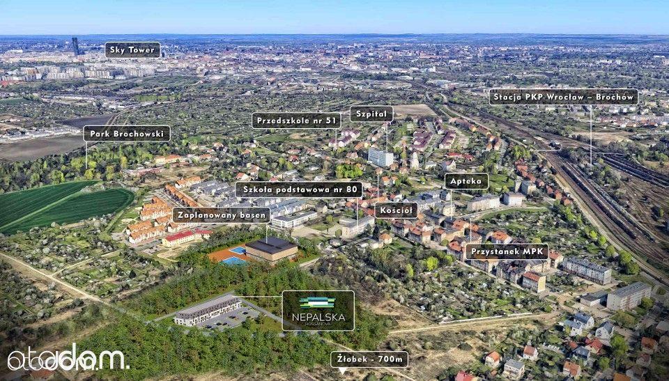 Inwestycja deweloperska, Wrocław, Brochów - Foto 3