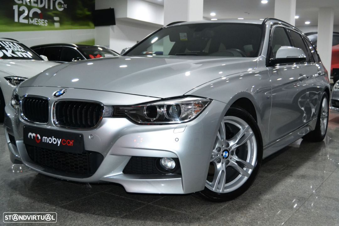 BMW 318 D TOURING PACK M - 3