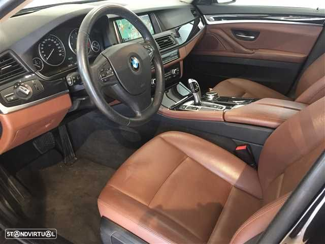 BMW 520 d Line Luxury Auto - 11