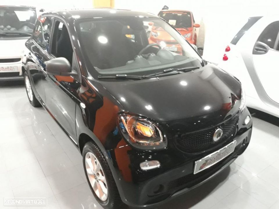 Smart ForFour 1.0 passion 71 - 3