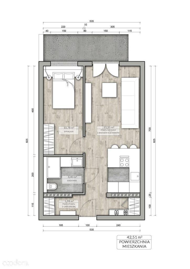 Mieszkanie na sprzedaż, Namysłów, namysłowski, opolskie - Foto 1004