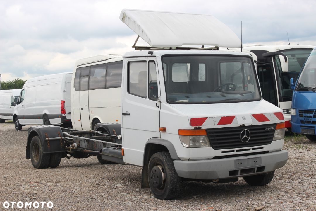 Mercedes-Benz Vario 815  Rama , Do zabudowy - 2