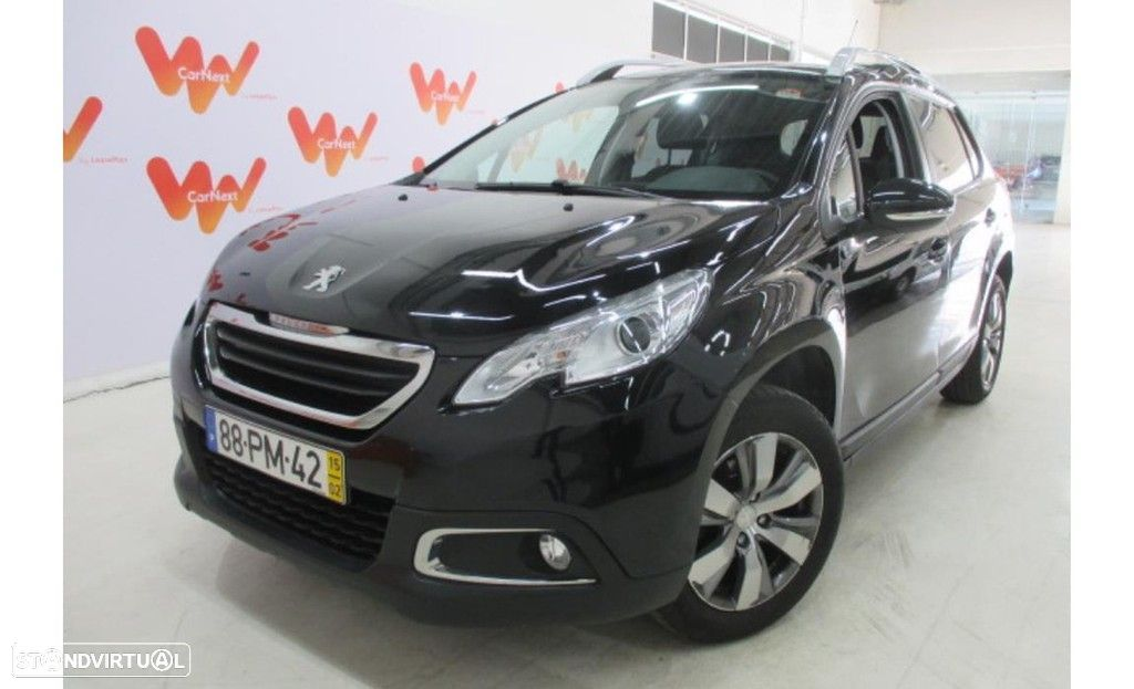 Peugeot 2008 1.4 HDi Active - 1