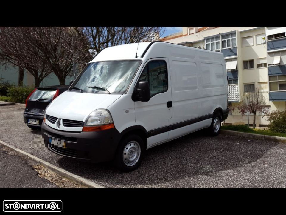 Renault MASTER 2.5DCI A/C - 1