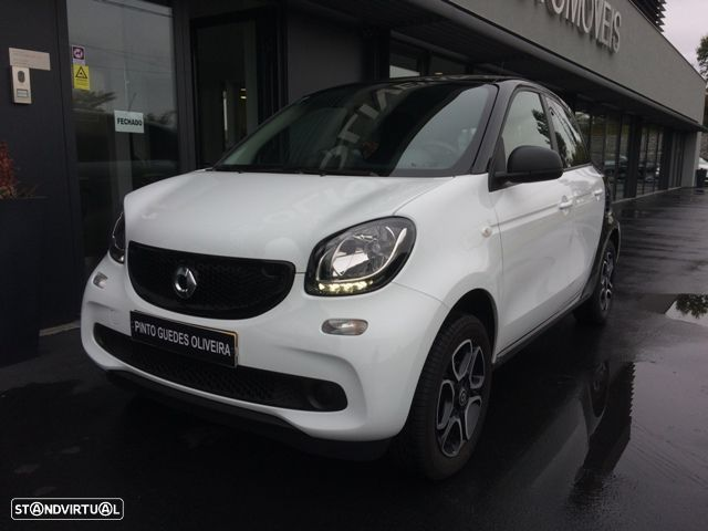 Smart ForFour Passion DCT - 1