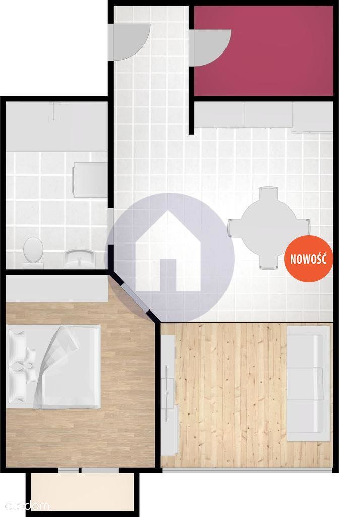 Mieszkanie na sprzedaż, Głogów, głogowski, dolnośląskie - Foto 12