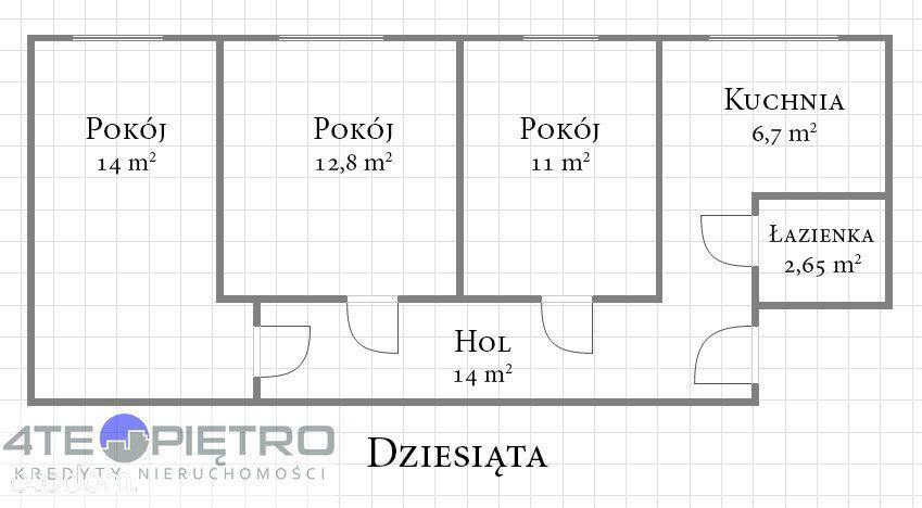 Mieszkanie na sprzedaż, Lublin, Dziesiąta - Foto 9