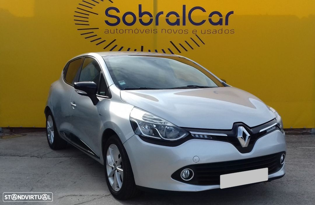Renault Clio 1.5 dCi Limited Edition - 3