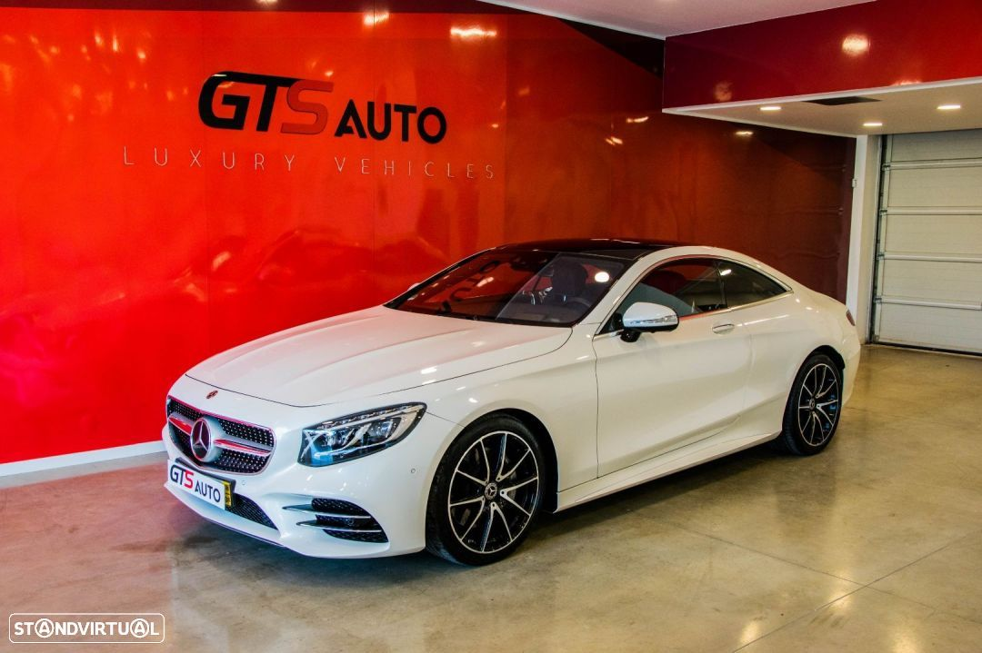 Mercedes-Benz S 560 Coupe 4MATIC AMG - 1